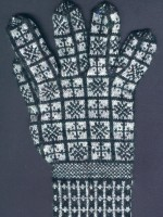 Compass Rose Gloves