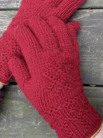Toasty Twined Gloves