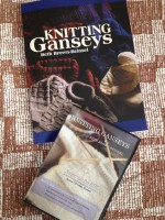 Knitting Ganseys Book and DVD