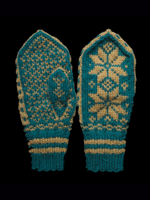 Norwegian Mittens Knitting Traditions