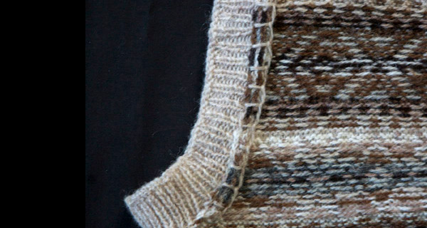 Scottish Fair Isle - Knitting Traditions