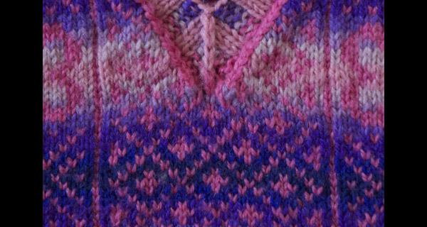 Knitting Holidays Scotland : Scottish fair isle knitting traditions