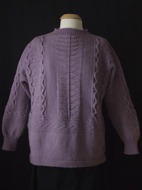 gansey knitting traditions