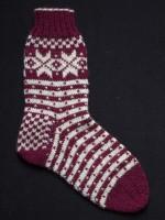 Norwegian Fana Socks