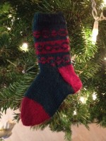 Little Christmas Socks